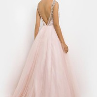 Blush 5335 at Prom Dress Shop