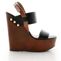 Knock On Wood Wedges