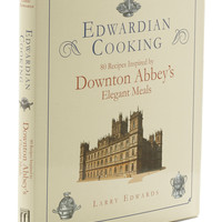 Edwardian Cooking | Mod Retro Vintage Books | ModCloth.com