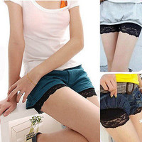 Summer Lace Legging Safe...