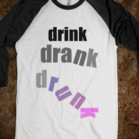 ***DRINK DRANK DRUNK *** for your special New Years Eve !