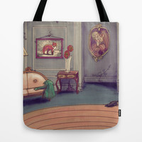Shabby Chic Tote Bag by Ben Geiger