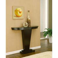 Audrey Coffee Bean Occasional Table