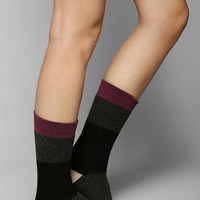 Super-Soft Stripe Knee-High Sock - Urban Outfitters