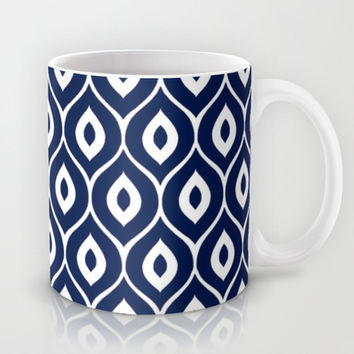 Leela Navy Mug by Aimee St Hill