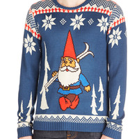 Assert Your Elf Sweater | Mod Retro Vintage Mens SS Shirts | ModCloth.com
