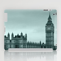Big Ben iPad Case by Alice Gosling