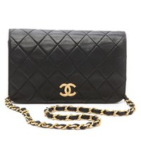 Vintage Chanel Full Flap Bag