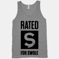Rated S for Swole