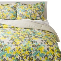 Room Essentials® Expressive Floral Comforter Set