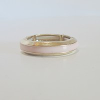 Enamel Fashion Stretch Ring