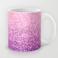 Lilacs in the Snow Mug by Lisa Argyropoulos