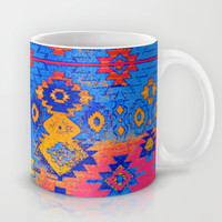 jemez in salivate Mug by Miranda J. Friedman