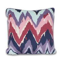 Paintica Chevron Decorative Pillow