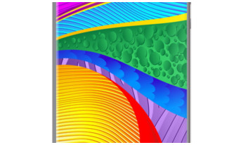 Colors Abstract Fantasy Waves By BluedarkArt for Apple iPhone 5