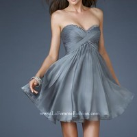 La Femme 18177 at Prom Dress Shop