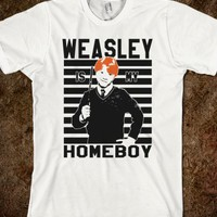 Ron Weasley Is My Homeboy
