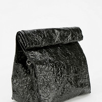Cheap Monday Paper Bag Clutch - Urban Outfitters