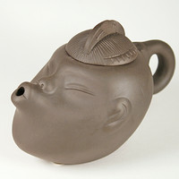 The Tea Smith: Yi Xing Woman Teapot
