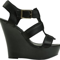STEVE MADDEN WANTING WEDGE SANDAL