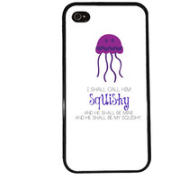 Squishy Case / Finding Nemo iPhone 4 Case Dory iPhone 5 Case iPhone 4S Case iPhone 5S Case Cute Quote Disney Movie Phone Case