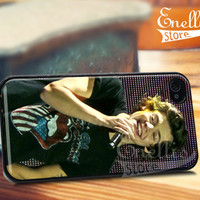 Harry Style one direction - iPhone 4/4s/5/5s/5c Case - Samsung Galaxy S3/S4 - Blackberry z10 Case - Black or White