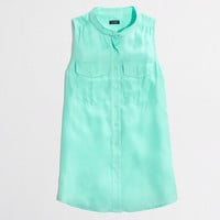 FACTORY DRAPED POCKET TANK