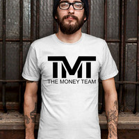 The Money Team Black Mens Design T Shirt for Men (Various Color Available)