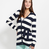 Coastline Striped Sweater