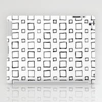 Squared Straight iPad Case by LacyDermy