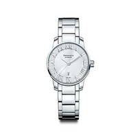 Tiffany & Co. - Atlas® watch in stainless steel, mechanical movement.
