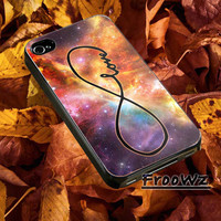 Cellphone,Accessories,Case,IPhone Case,Samsung Galaxy S3,Samsung Galaxy S4,IPhone 4/4s,Iphone 5/5s/5c,Rubber,Cover-Infinity Love-V17078