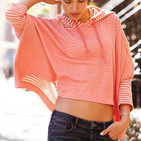 Double-knit Hoodie - Supermodel Essentials - Victoria's Secret