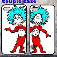 best friends Couple iPhone Case, iPhone 4/4S, 5/5S, 5c, Samsung S3, S4 Case, Hard Plastic and Rubber Case By Dsign Star 08