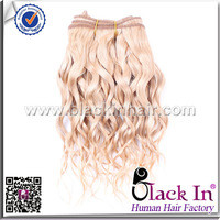 Source Blonde Curl Virgin Malaysian Hair Weave Bundles on m.alibaba.com