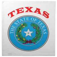 Great Seal Of State Texas