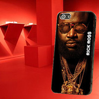 Rick Ross Hard Case for iPhone 4,iPhone 4s,iPhone 5,iPhone 5s,iPhone 5c,Samsung Galaxy s2 / s3 / s4