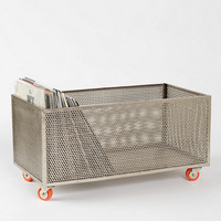 Assembly Home Cutout Rolling Bin - Urban Outfitters
