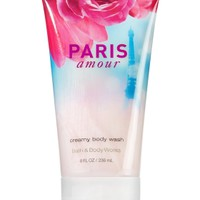 Creamy Body Wash Paris Amour