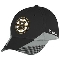 Reebok Men's Boston Bruins NHL Hat Headwear | Official Reebok Store