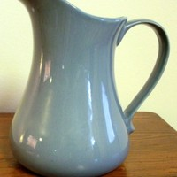 Pottery Craft USA Gray Pitcher