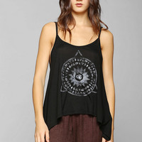 Cea + Jae Triangle Eye Tank Top - Urban Outfitters
