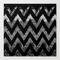 life in black and white  Stretched Canvas by Marianna Tankelevich