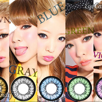 GEO Medical Circle Contact Lenses | EyeCandy's