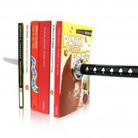 katana bookends from Mustard | Made By Mustard | £20.00 | BOUF