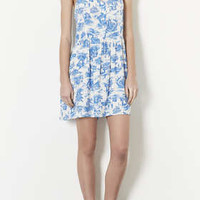 CHINA PRINT SUNDRESS