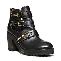 Steve Madden - DAMZIL BLACK LEATHER