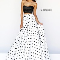 Sherri Hill Dress 21259 at Prom Dress Shop