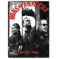 Walmart: Sons Of Anarchy: Season Four (Widescreen)