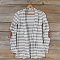 Patches & Stripes Cardigan